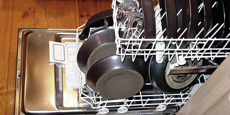 Dishwasher Drain Cleaning